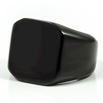 Herre Ring Black