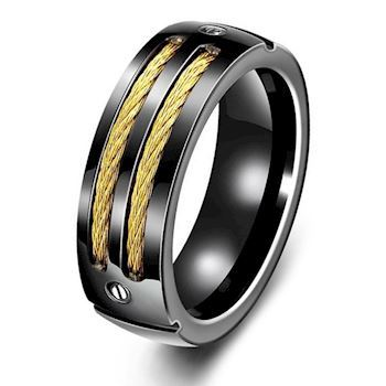 Ring Gold Wire