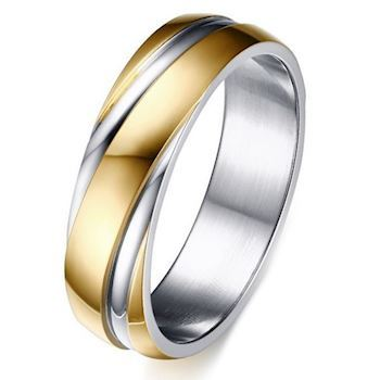 Ring New Design Gold