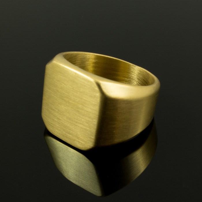 herre ring guld