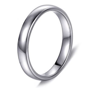 Ring Classic Steel 4mm