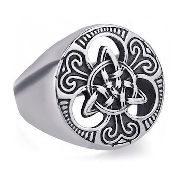 Stor Ring Celtic Design