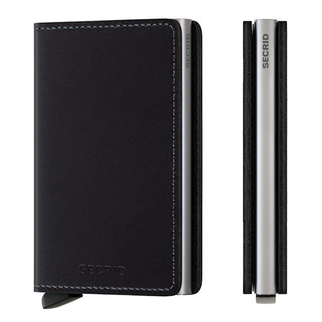 Secrid Slim Wallet Original Sort