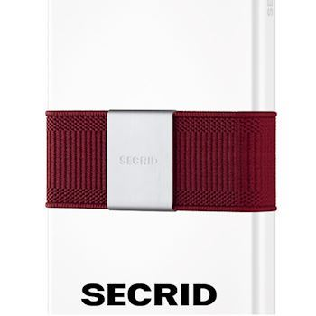 Secrid MONEYBAND Bordeaux