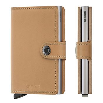 Secrid Mini Wallet Natural