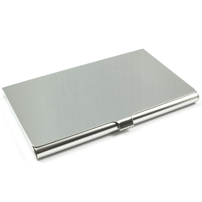 sølv kortholder