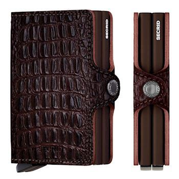 Secrid Twin Wallet Nile Brown