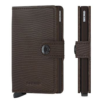 Secrid Mini Wallet Rango Brown