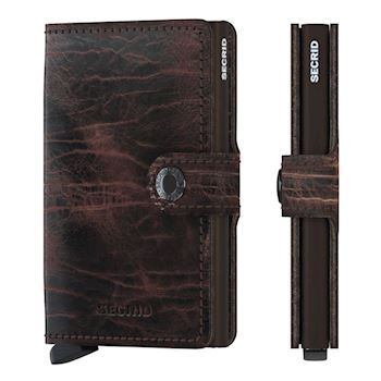 Secrid Mini Wallet Dutch Martin Cacao Brown