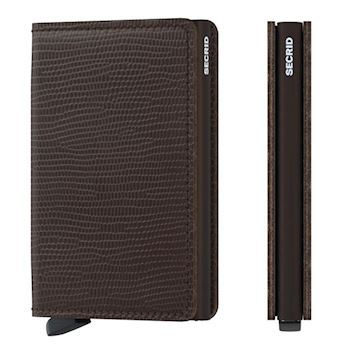 Secrid Slim Wallet Rango Brown