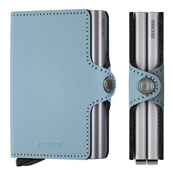 Secrid Twin Wallet Matte Blue