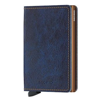 Secrid Slim Wallet Indigo 5