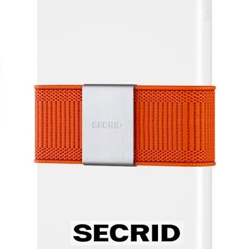 Secrid MONEYBAND Light Stream Orange