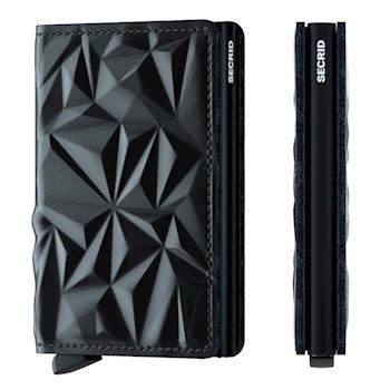 Secrid Slim Wallet Prism Black