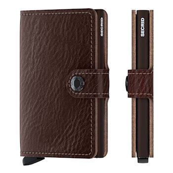 Secrid Mini Wallet Veg Espresso